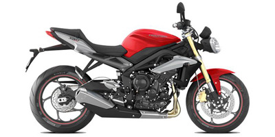 2016 Triumph Street Triple Base