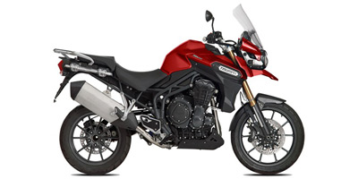 2016 Triumph Tiger Explorer ABS