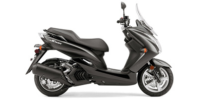2016 Yamaha SMAX Base