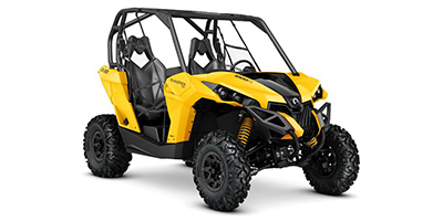 2017 Can-Am™ Maverick 1000R xc