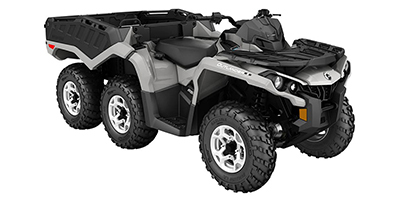 2017 Can-Am™ Outlander™ 6x6 650 DPS