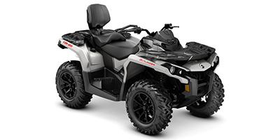 2017 Can-Am™ Outlander™ MAX DPS 650
