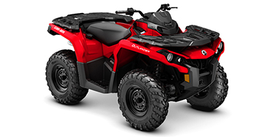 2017 Can-Am™ Outlander™ 650