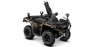 2017 Can-Am™ Outlander™ Mossy Oak Hunting Edition 1000R