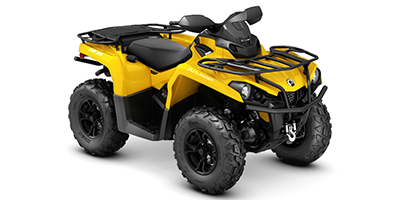 2017 Can-Am™ Outlander™ XT 570