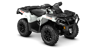 2017 Can-Am™ Outlander™ XT 650