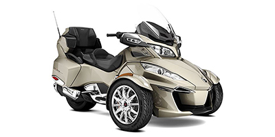 2017 Can-Am™ Spyder RT Limited
