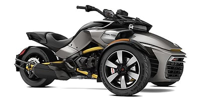2017 Can-Am™ Spyder F3 S