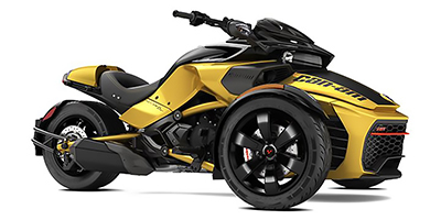2017 Can-Am™ Spyder F3 S Daytona 500