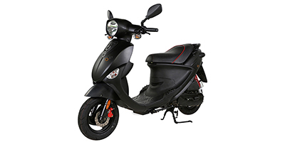 2017 Genuine Scooter Co. Buddy Eclipse 125
