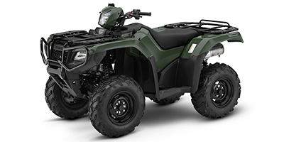 2017 Honda FourTrax Foreman® Rubicon 4x4 Automatic DCT EPS
