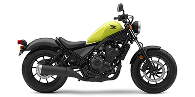2017 Honda Rebel® 500