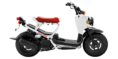 2018 Honda Ruckus Base