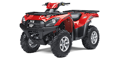 2017 Kawasaki Brute Force® 750 4x4i EPS