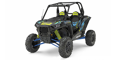 2017 Polaris RZR XP® 1000 EPS Velocity Blue LE