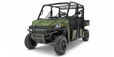 2017 Polaris Ranger Crew® XP 900 Base