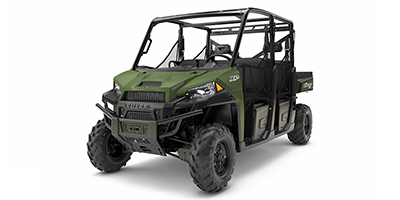 2017 Polaris Ranger Crew® XP 1000 Base