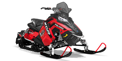 2017 Polaris Rush® XCR 600