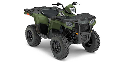 2017 Polaris Sportsman® 450 H.O. Base