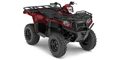 2017 Polaris Sportsman® 450 H.O. Utility Edition