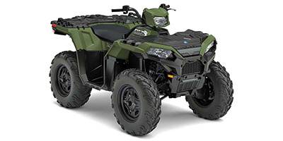 2017 Polaris Sportsman® 850 Base