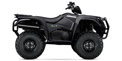 2017 Suzuki KingQuad 500 AXi Power Steering Special Edition with Rugged Package