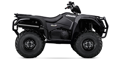 2017 Suzuki KingQuad 750 AXi Power Steering Special Edition with Rugged Package