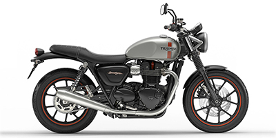 2017 Triumph Street Twin Base