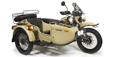 2018 Ural Gear-Up Sahara