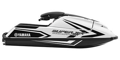 2017 Yamaha WaveRunner® Superjet Base