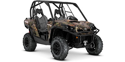 2018 Can-Am™ Commander 1000R Mossy Oak™ Hunting Edition