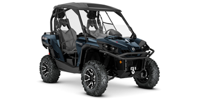 2018 Can-Am™ Commander 1000R Limited