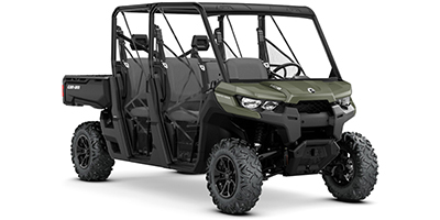 2018 Can-Am™ Defender MAX HD8