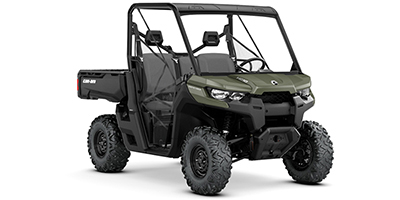 2018 Can-Am™ Defender HD10