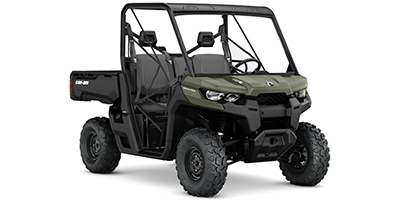 2018 Can-Am™ Defender HD8