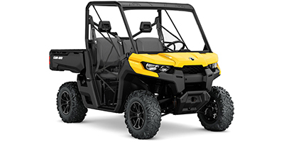 2018 Can-Am™ Defender HD8 DPS
