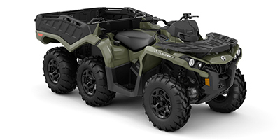 2018 Can-Am™ Outlander™ 6x6 650 DPS