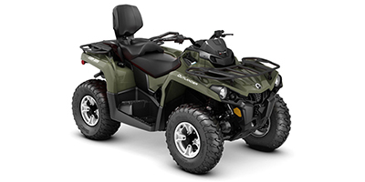 2018 Can-Am™ Outlander™ MAX 450 DPS