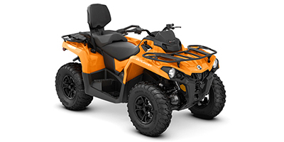 2018 Can-Am™ Outlander™ MAX 570 DPS