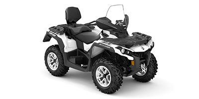 2018 Can-Am™ Outlander™ MAX North Edition 650