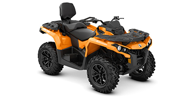 2018 Can-Am™ Outlander™ MAX 650 DPS
