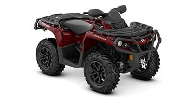 2018 Can-Am™ Outlander™ XT 850