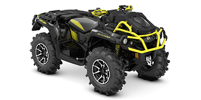 2018 Can-Am™ Outlander™ X mr 1000R