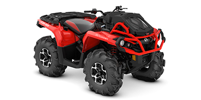 2018 Can-Am™ Outlander™ X mr 650