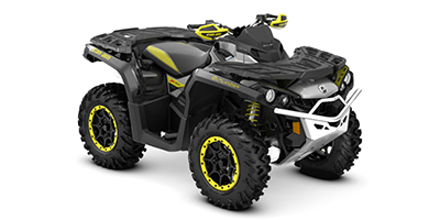 2018 Can-Am™ Outlander™ X™ xc 1000R