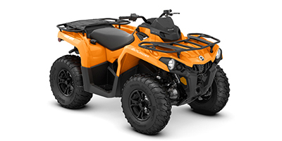 2018 Can-Am™ Outlander™ 450 DPS