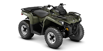 2018 Can-Am™ Outlander™ 570 DPS