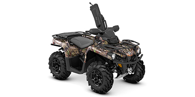 2018 Can-Am™ Outlander™ Mossy Oak Hunting Edition 570