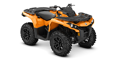 2018 Can-Am™ Outlander™ 850 DPS