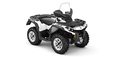 2018 Can-Am™ Outlander™ North Edition 850